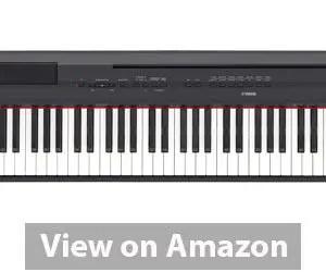 Best Electric Piano - Yamaha P115 Digital Piano Bundle Review