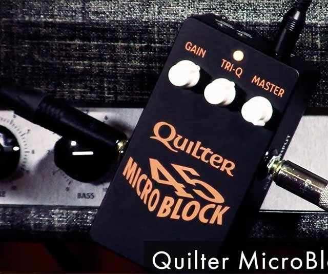 Quilter Microblock 45 Review