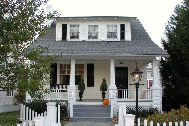 American Bungalow Style Houses Facts And History  Guide