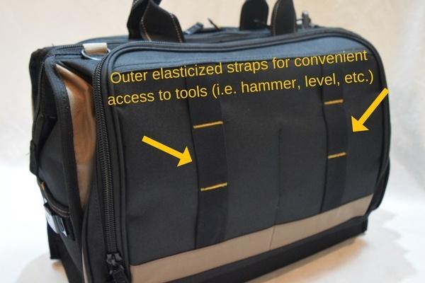 CLC 1539 Outer Elasticized Straps