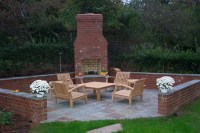 outdoor fireplace | Ask the Landscape Guy