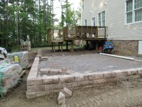 building a patio | Ask the Landscape Guy