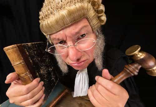 bankruptcy filing rejected