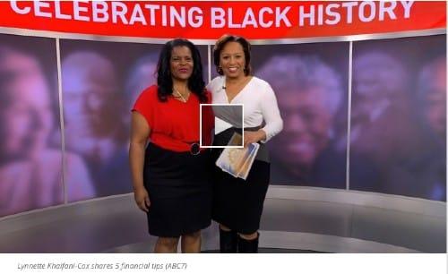 Lynnette Khalfani-Cox-Black History Month KJLA
