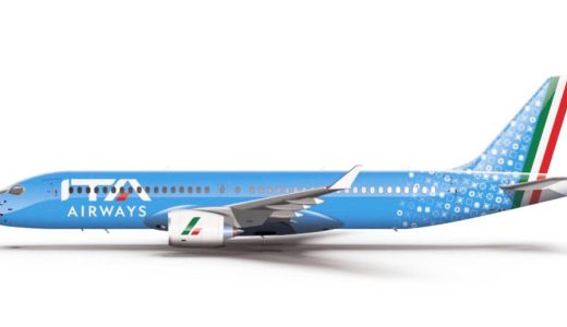 ITA A220 1 1024x517 - Arrivederci, Alitalia