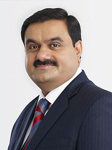 Gautam Adani Indian billionaire