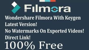 Filmora 8.5 free download crack