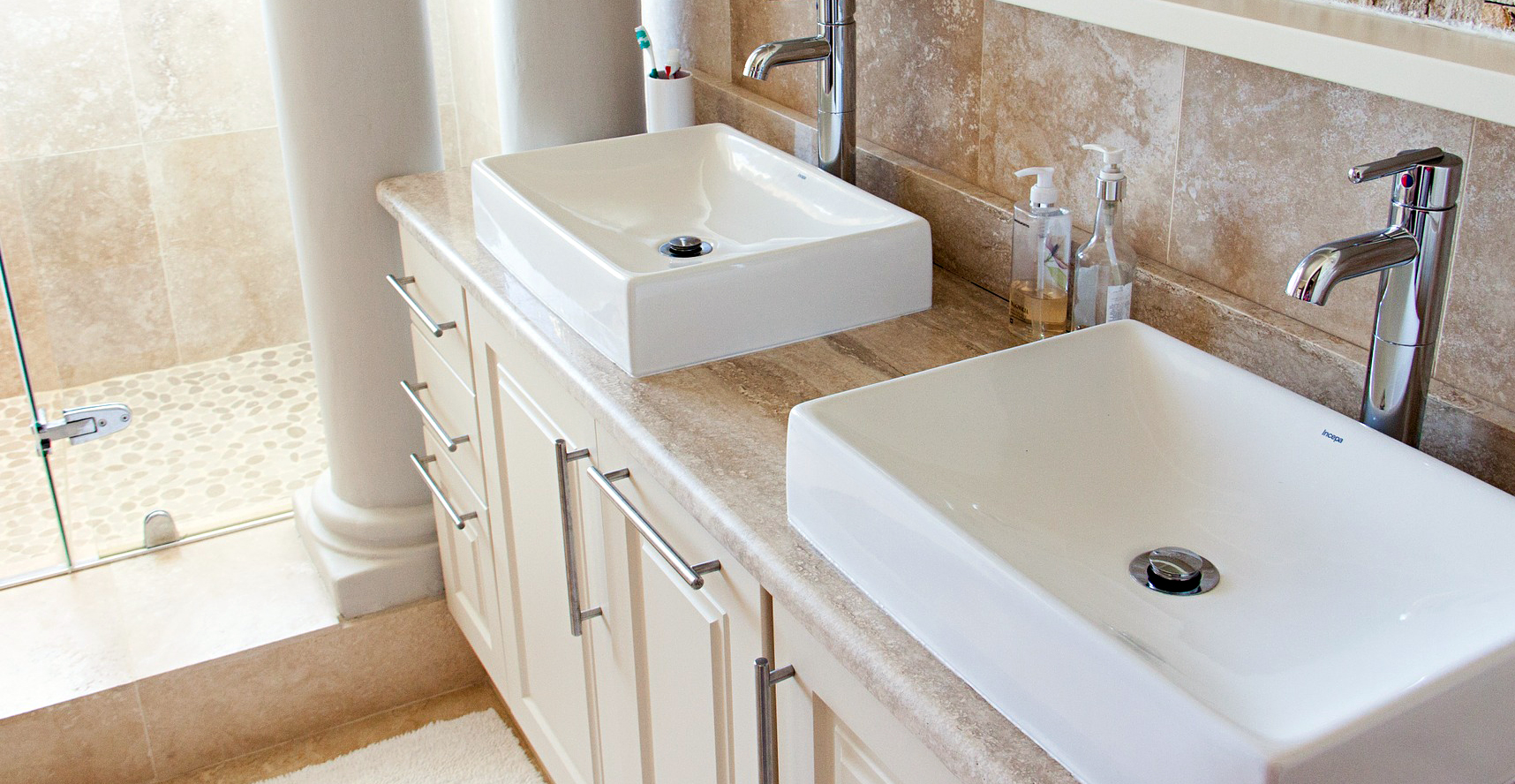 How To Organize A Bathroom Ask Wet Forget How To Organize Your Bathroom Vanity Counter