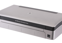 Printer Hp Office Jet 100 Mobile Printer
