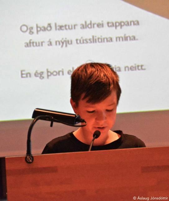 Daniel Alex – las á tékknesku   read in Czech