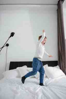 how-to-make-a-soft-mattress-firmer-jumping-on-bed
