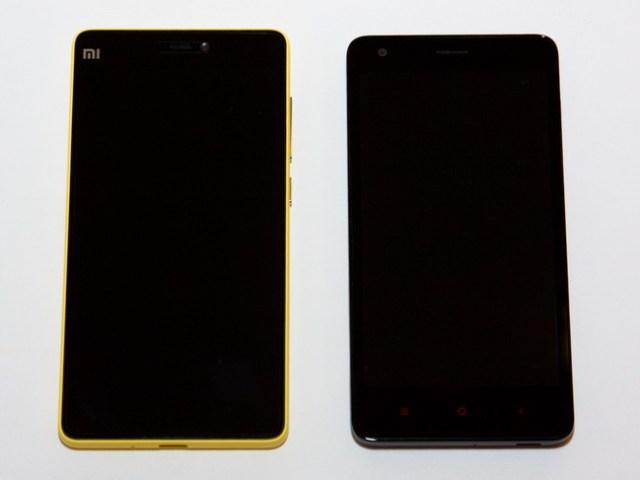 Xiaomi Redmi 2 & Xiaomi Mi4c