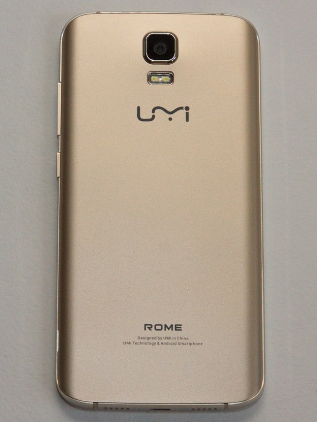 Umi Rome - Back side