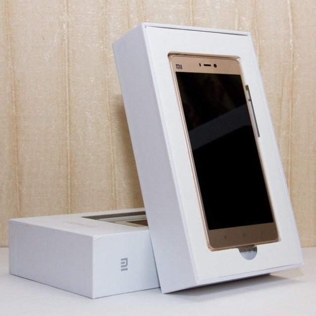 Xiaomi Mi4s - In box
