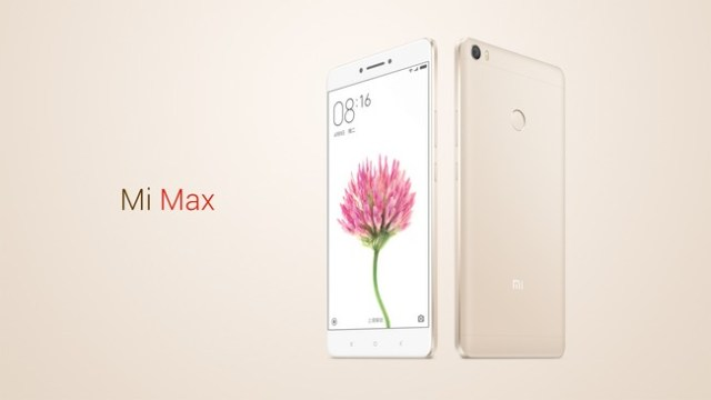 Mi Max - Light Theme 01