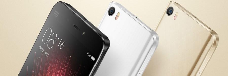 Смартфон Xiaomi Mi5 — обзор