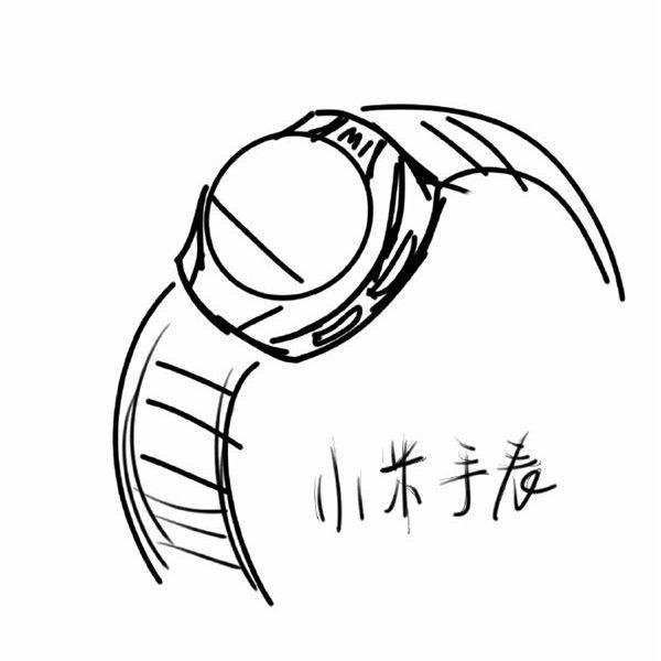 Mi Smart Watch - 02