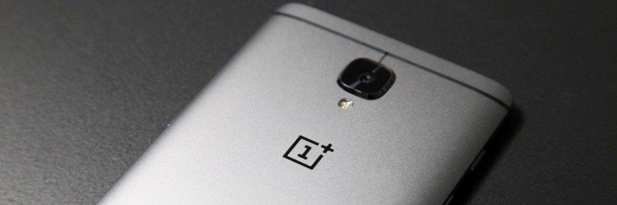 OnePlus 3 официально представлен