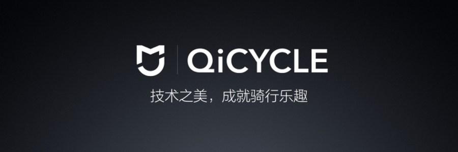 Электровелосипед Mi QiCycle — презентация