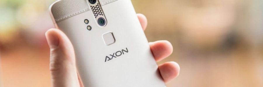Смартфон ZTE Axon Elite — обзор