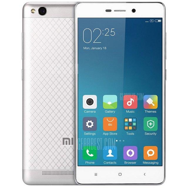 Xiaomi Redmi 3 Silver