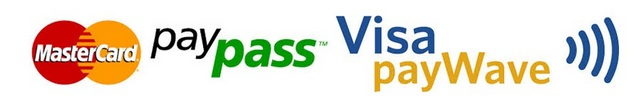 Mastercard PayPass и Visa payWave