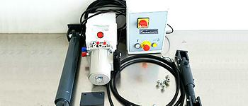 Kit de rénovation hydraulique complet