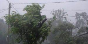 Ondeeh, Bencana Angin Kencang di Dharmasraya, Rumah dan Fasilitas Umum Rusak
