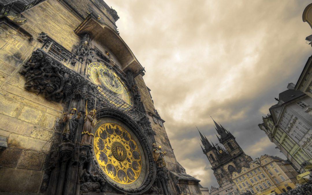 Tajomstvo pražského orloja aECAV
