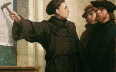 500. výročie prvého čítania Lutherových téz na Slovensku
