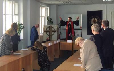 Luteránsky seminár v nových priestoroch