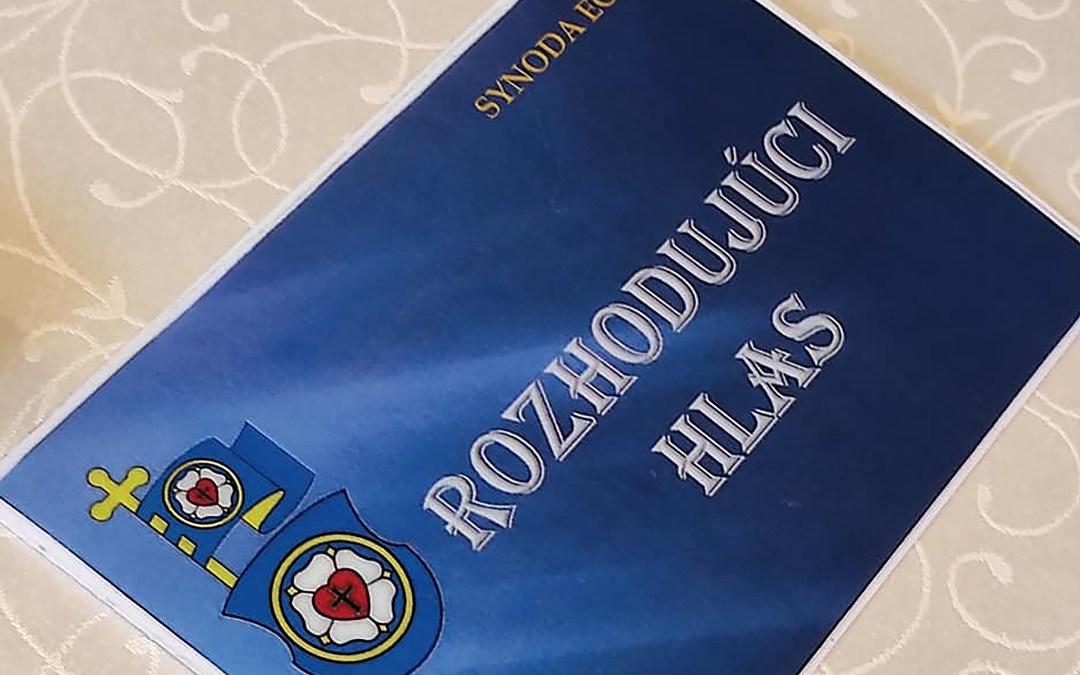 Reportáž zo Synody 2021