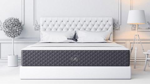 best mattress review, Puffy mattress review