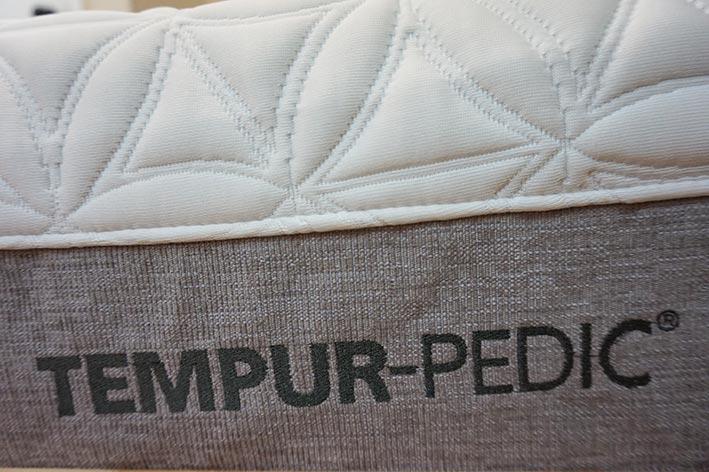 Tempur-Pedic Mattress Review close up