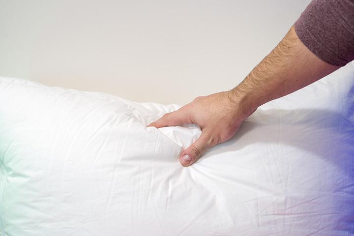 Casper Pillow up close