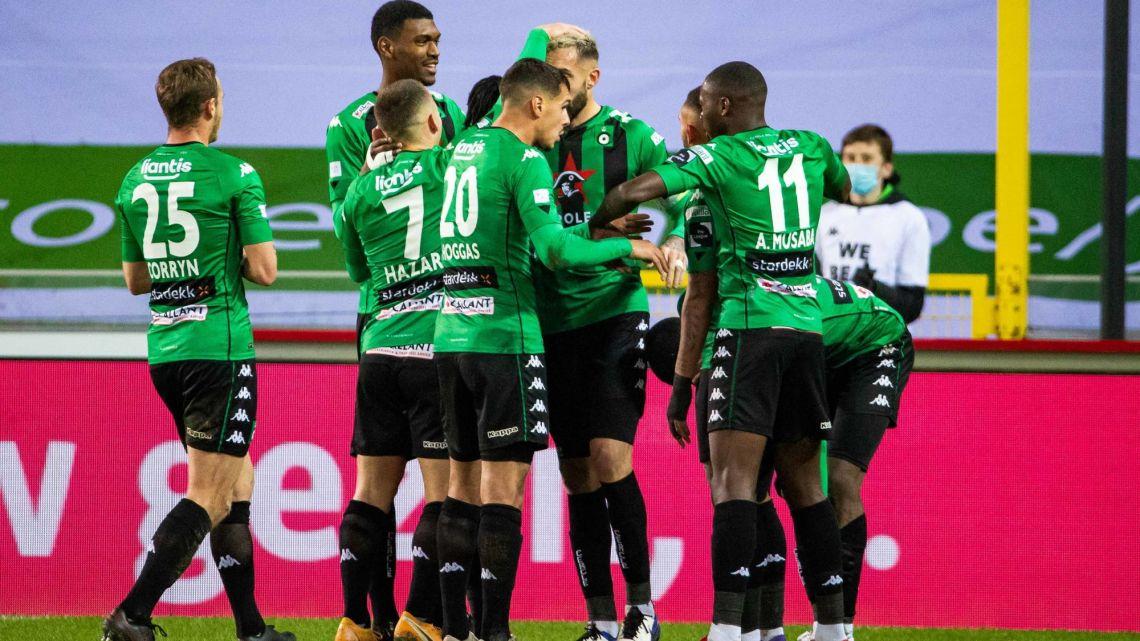 Le Cercle Bruges remporte le match de la peur