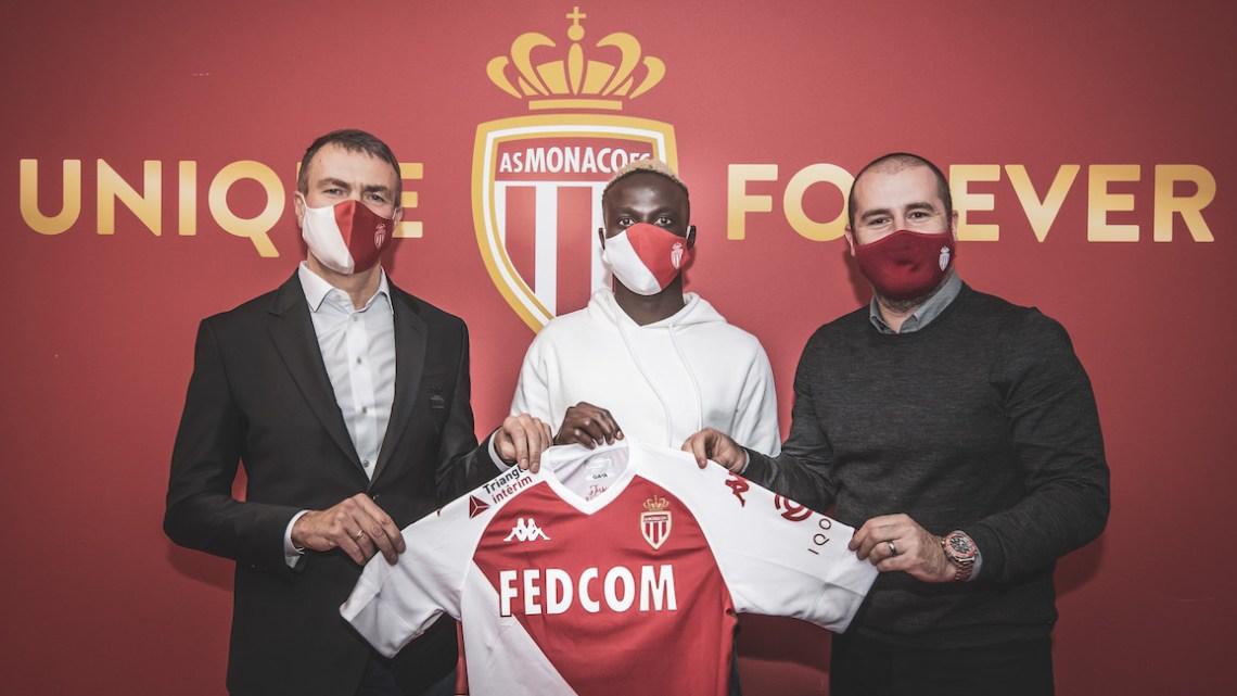 Officiel : Krépin Diatta rejoint l'AS Monaco