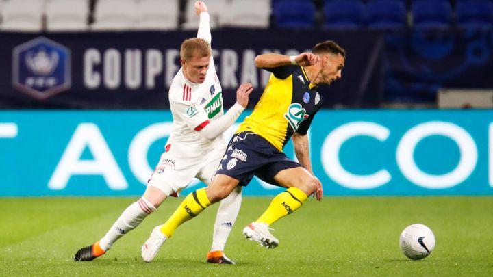 Monaco se qualifie face à Lyon