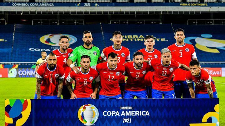 Copa America : match nul pour le Chili