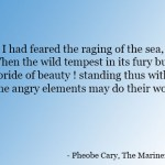 Love Quotes: The Mariner's Bride