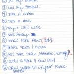 27 Before 28: Birthday Goals List