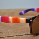 DIY Ombre Sunglasses
