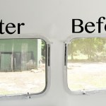 How to Install Window Screens in an Airstream