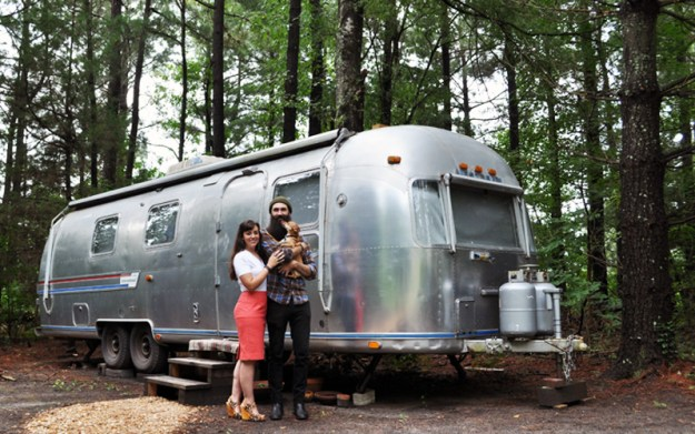 Airstream Family Photo 2