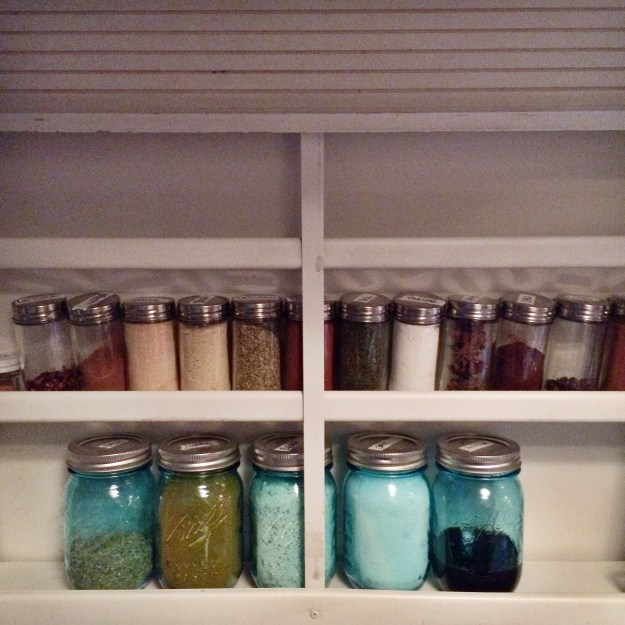 Airstream Spice Organization