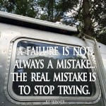 Tuesday Thoughts: The Real Mistake