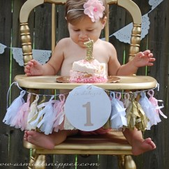 First High Chair Invented Death By Electric Video Pink And Gold Birthday Party A Small Snippet