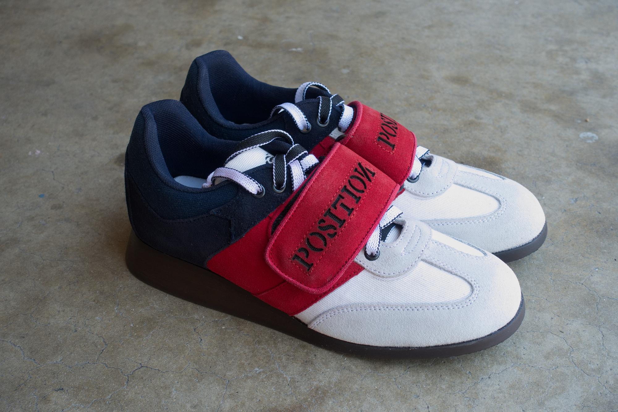 mark bell powerlifting shoes, Reebok