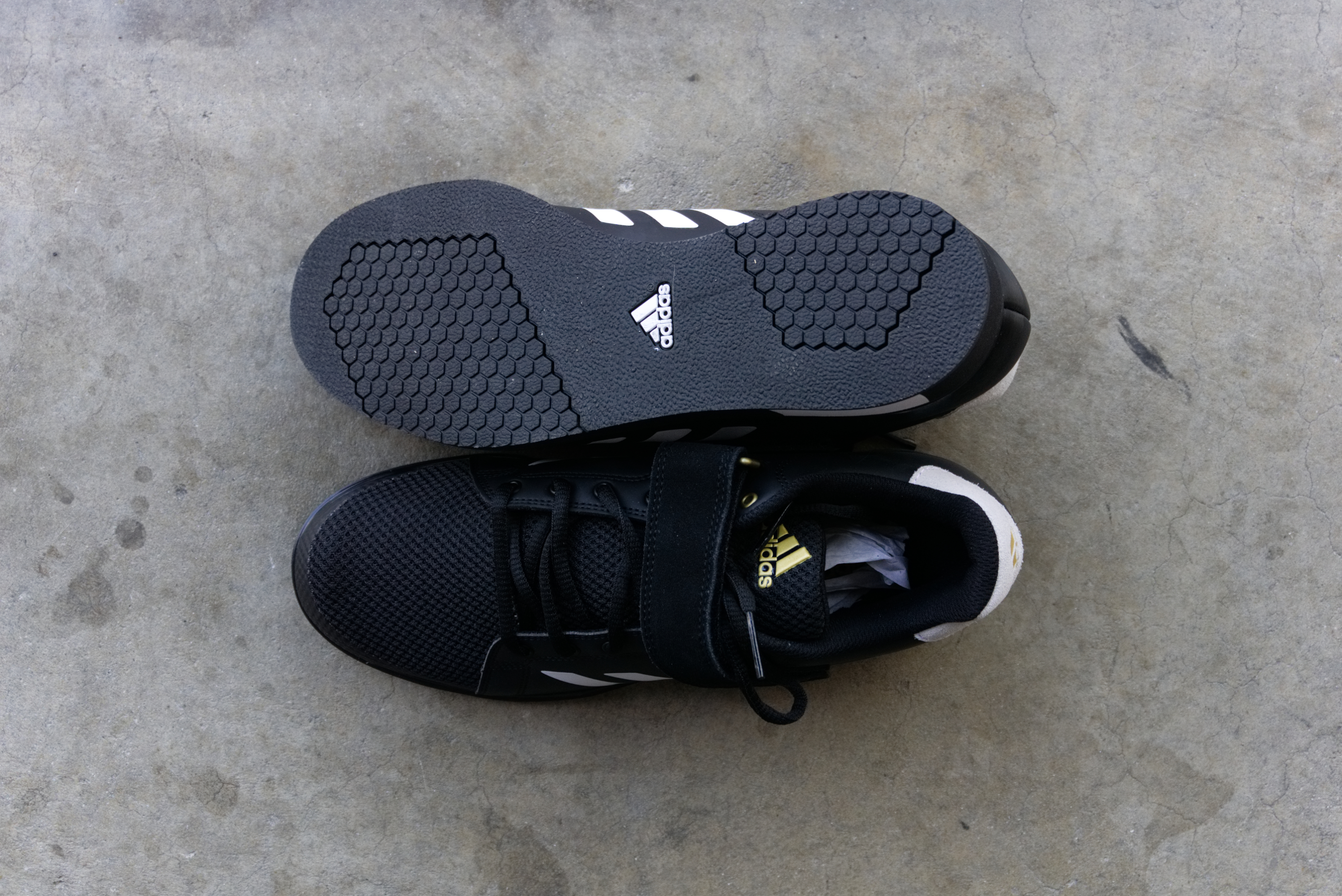 Por patrón archivo  Adidas Power Perfect 3 Review |As Many Reviews As Possible