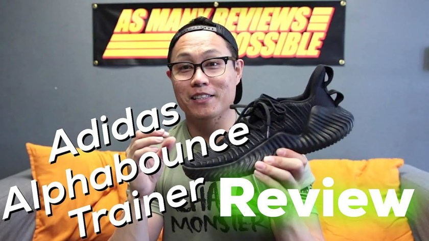 Cumplido veinte Altitud  Adidas Alphabounce Trainer Review |As Many Reviews As Possible